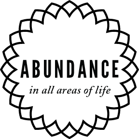 Abundance In All Areas of Life Sparkle with Sara Values